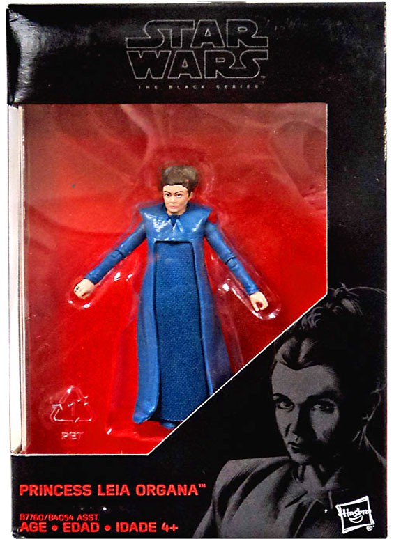 Hasbro Star Wars The Black Series Princess Leia Organa 3.75 inch Action Figure