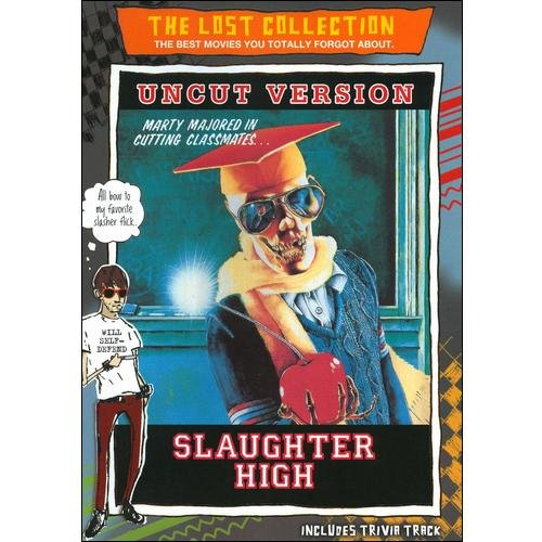 Lost Collection: Slaughter High (Uncut) (Full Frame)