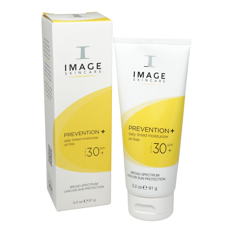 IMAGE Skincare Prevention plus Daily Tinted Oil-Free Moisturizer SPF 30 3.2 Oz