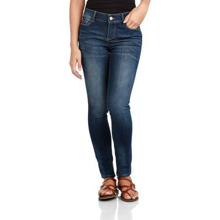 0ab71d48174 Faded Glory - Women s Comfort Skinny Jeans - Walmart.com