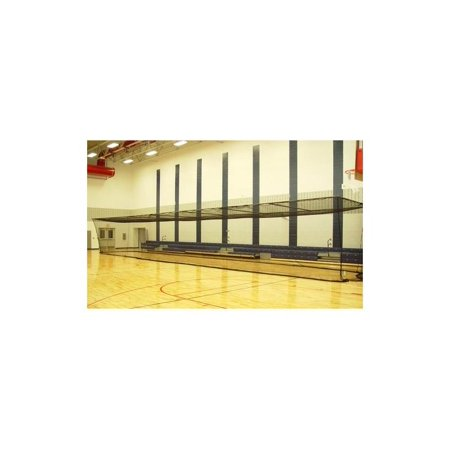 Multi Sport Cage w 0.75 in. Square Mesh Net (Small)