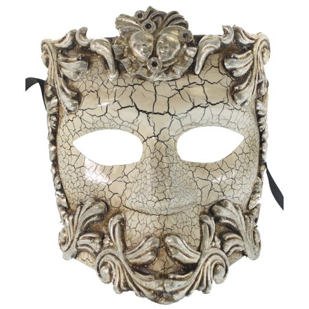 GREEK GOD MASK - Masquerade Costume - VENETIAN PARTY for $<!---->