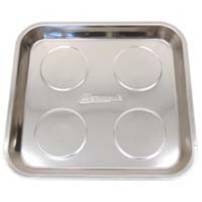 Homak HA01011000 11 Inch Stainless Steel Magnetic Tray