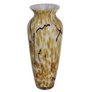 Entrada Yellow Meek Designers Long Vase