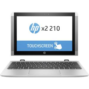 "HP x2 210 G2 10.1"" 16:10 2 in 1 Netbook - 1280 x 800 Touchscreen - BrightView - Intel Atom x5 x5-Z8350 Quad-core (4 Core) 1.44 GHz - 4 GB LPDDR3 - 64 GB Flash Memory Capacity - Windows 10 Pro"