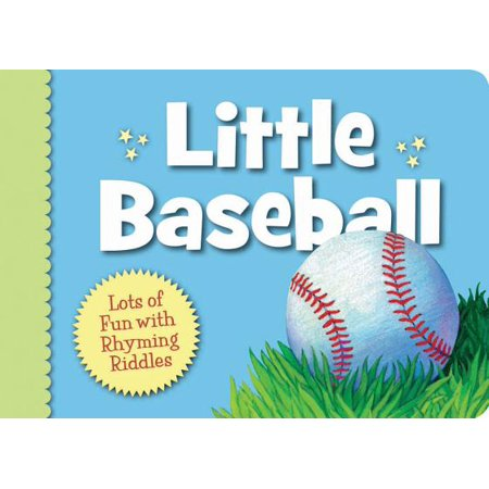 Little Baseball (Board Book) (Oakley-sonnenbrille Für Baseball)