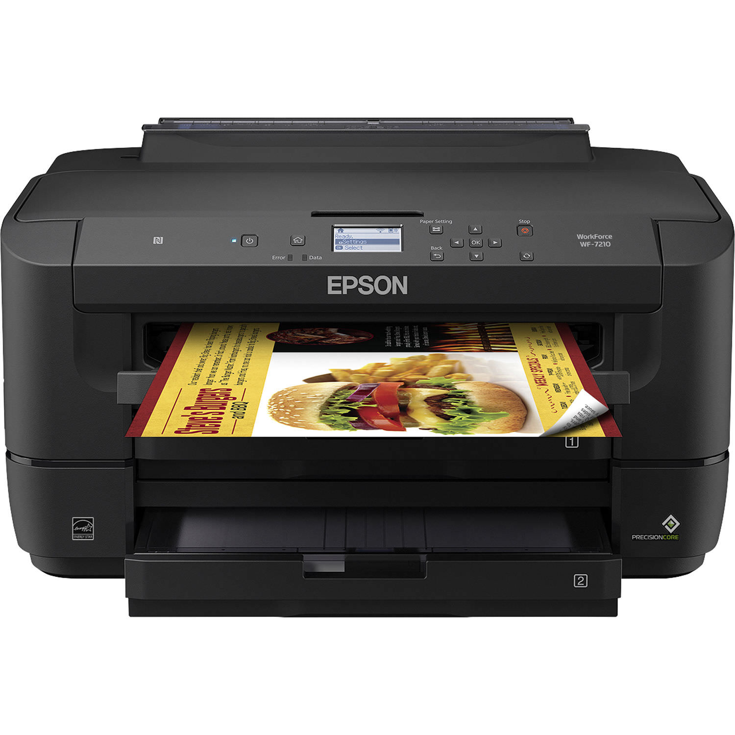 Epson WorkForce WF-7210 Wide-format Printer