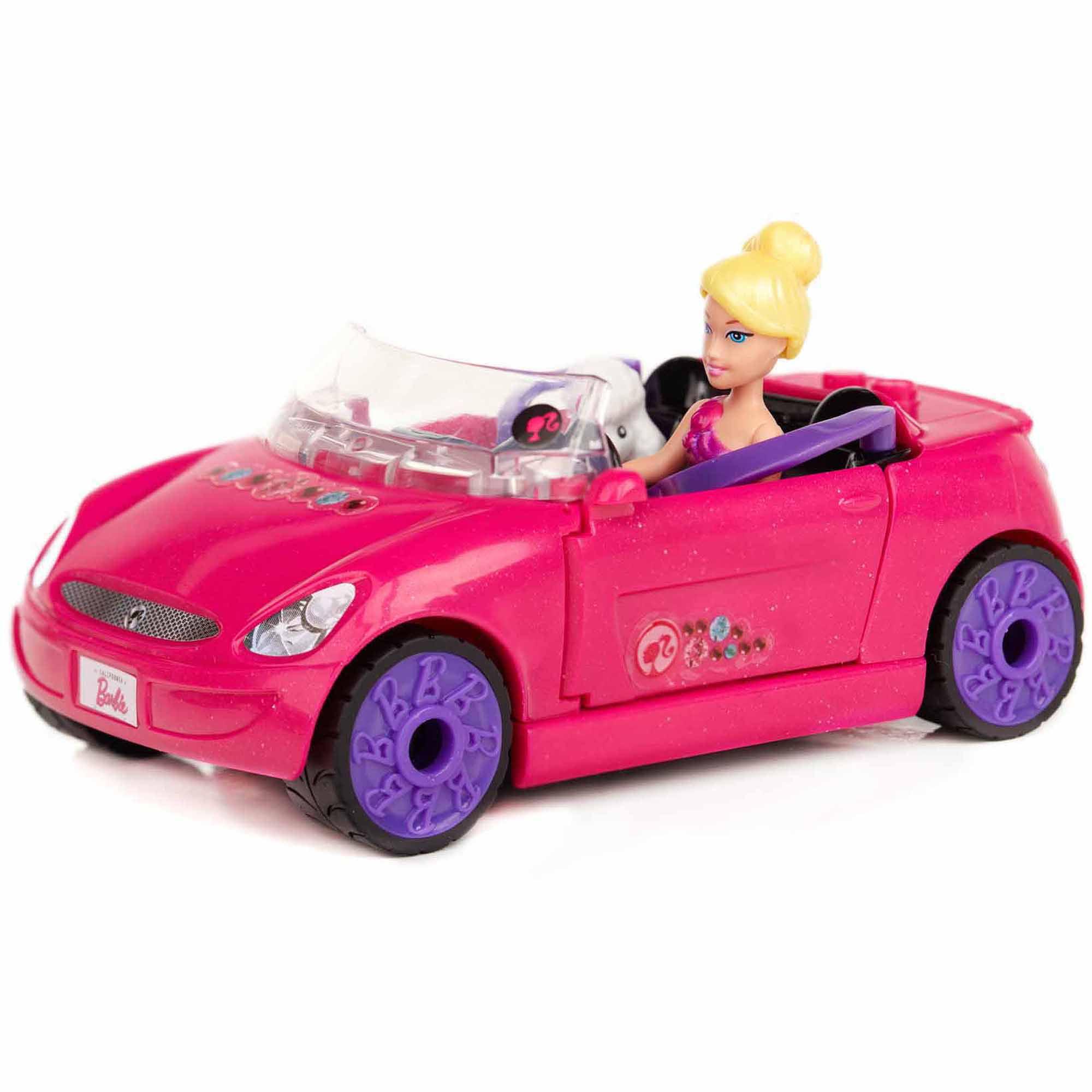 Mega Bloks Barbie Build 'n Style Convertible Play Set