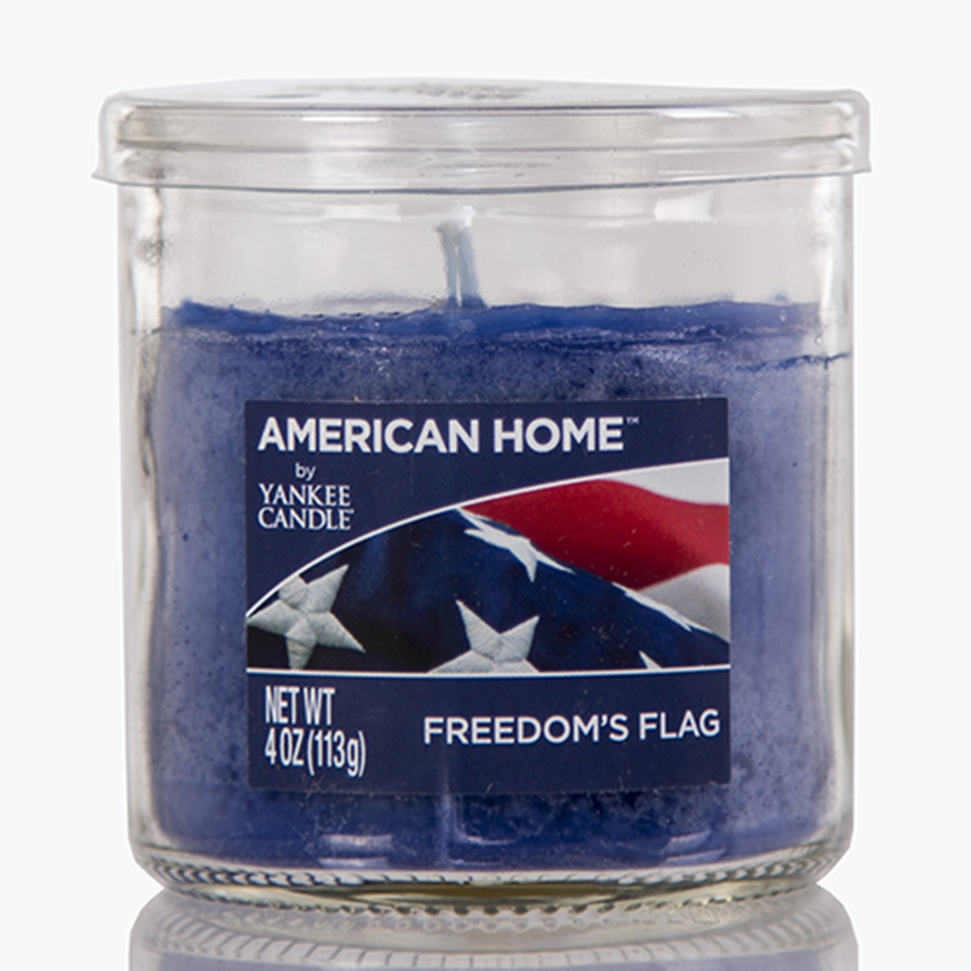 American Home by Yankee Candle Freedom's Flag, 4 oz Small Tumbler