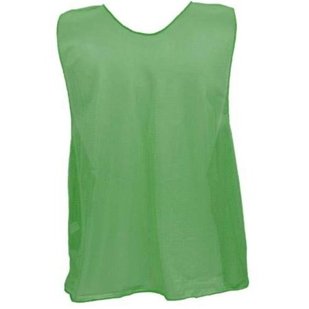 Adult Micro Mesh Vest - Green Adult Pro Weight Mesh