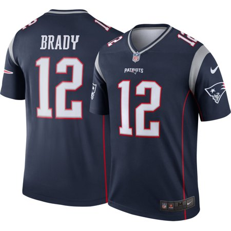 patriot tom brady jersey