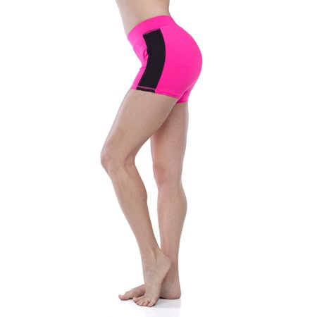 Juniors Fashion Legging (emmalise junior women's yoga gym workout shorts legging pants)