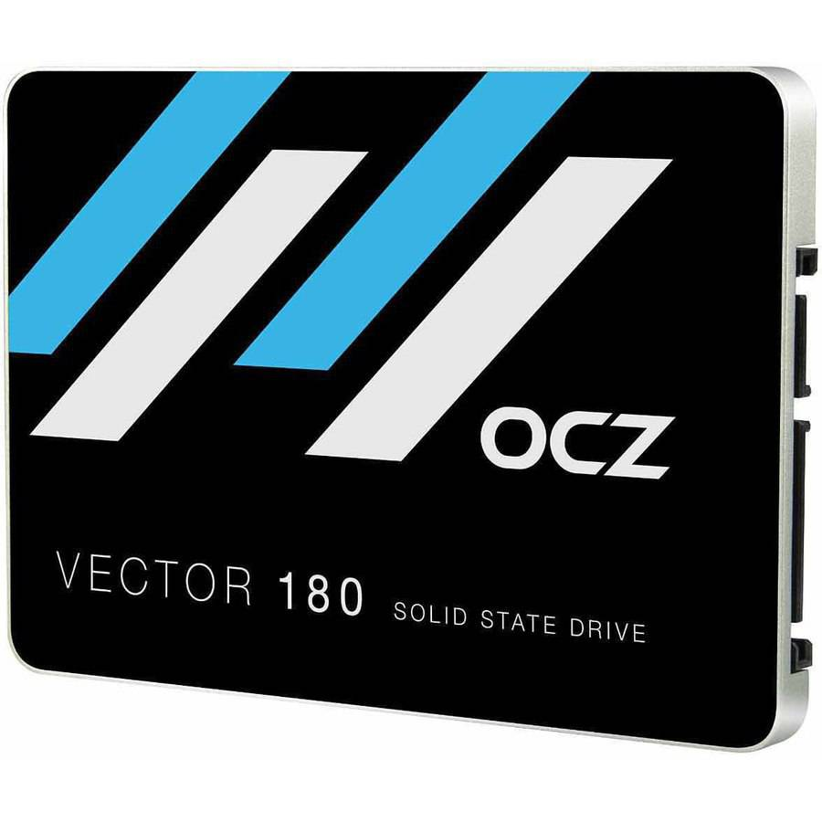 OCZ Storage Solutions Vector 180 Series 480GB 2.5-Inch SATA III SSD with Toshiba A19nm NAND VTR180-25SAT3-480G