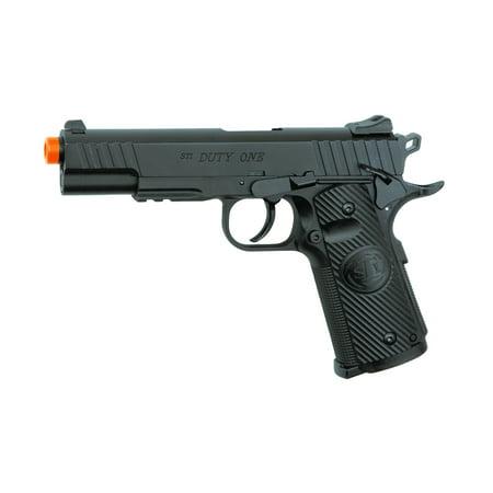 Semi Automatic Shotgun (Asg Sti Duty One Airsoft Pistol, Blowbac)