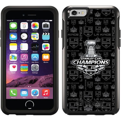 the latest d829c 067ca L.A. Kings Stanley Cup Champions '14 Design on OtterBox Symmetry Series  Case for Apple iPhone 6