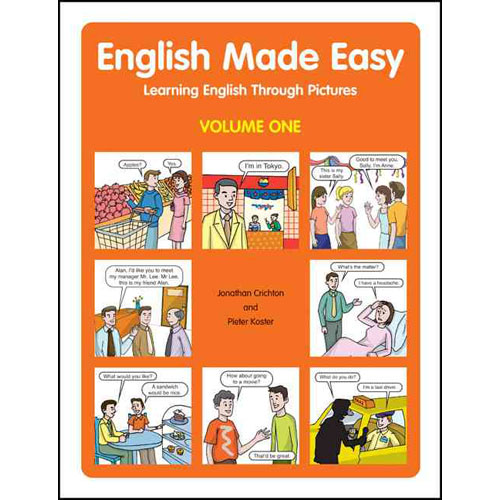 English Made Easy: Learning English Through Pictures