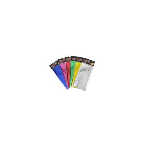 Bulk Buys Foil gift wrap  assorted metallic colors Case Of 24