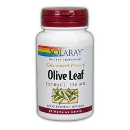 Olive Leaf Extract 22 Solaray 60 Caps Walmart Com