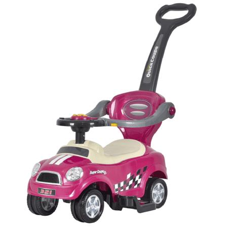 Mini 3 in 1 Stroller, Push Car, Ride On Car