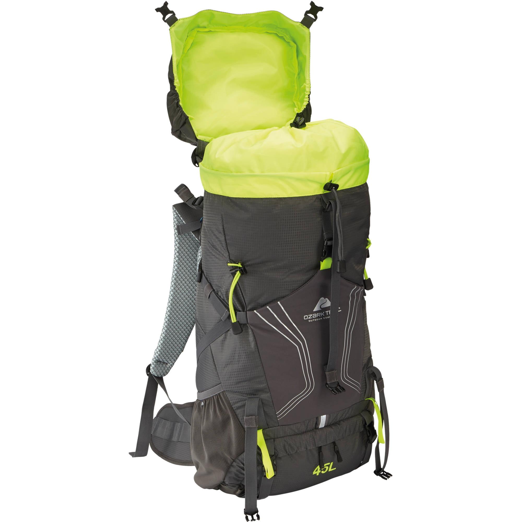 45l Hiking Backpack Click Backpacks