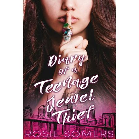 Diary of a Teenage Jewel Thief - eBook