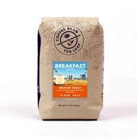 The Coffee Bean & Tea Leaf Breakfast Blend Medium Roast Whole Bean Coffee 12 oz. Bag