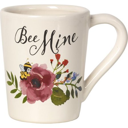 Bee Mine (Precious Moments Bee Mine Ceramic Mug)