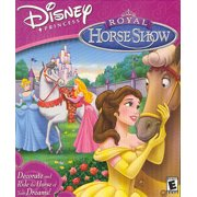 Disney Princess Royal Horse Show PC Game