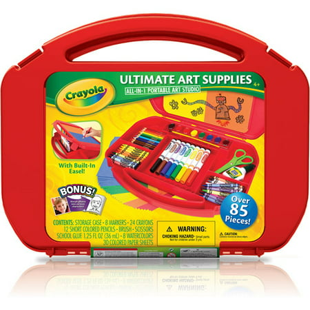 walmart craft supplies crayola ultimate supplies and easel walmart 3199