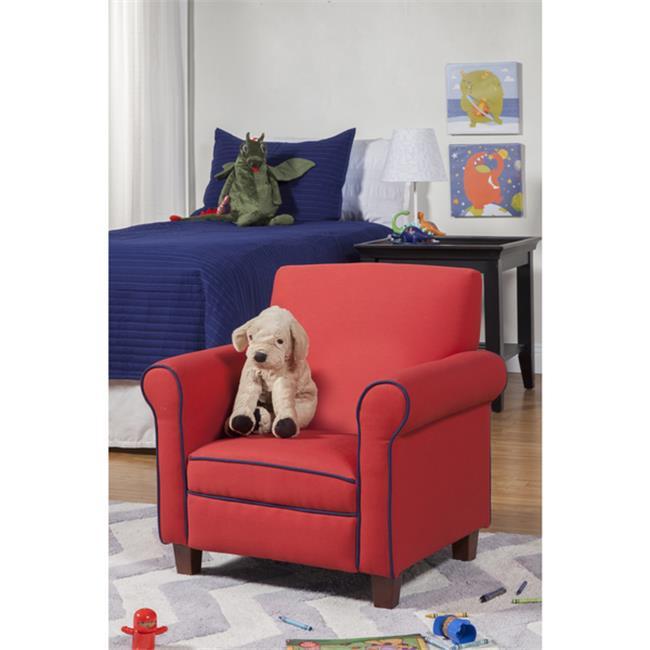 Kinfine USA K4096C-F2036 Juvenile Club Chair by
