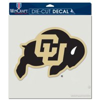 Colorado Buffaloes WinCraft 8'' x 8'' Color Car Decal - No Size