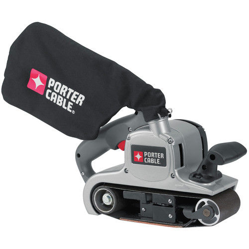 PORTER CABLE 3-Inch X 21-Inch Variable-Speed Sander With Dust Bag, 352Vs