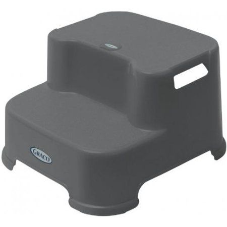 Enjoyable Graco Step Stool Durable Lightweight Non Slip Surface Gray Gmtry Best Dining Table And Chair Ideas Images Gmtryco
