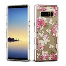For Samsung Galaxy Note 8 Diamante TUFF Panoview Shell Hybrid Protector Cover