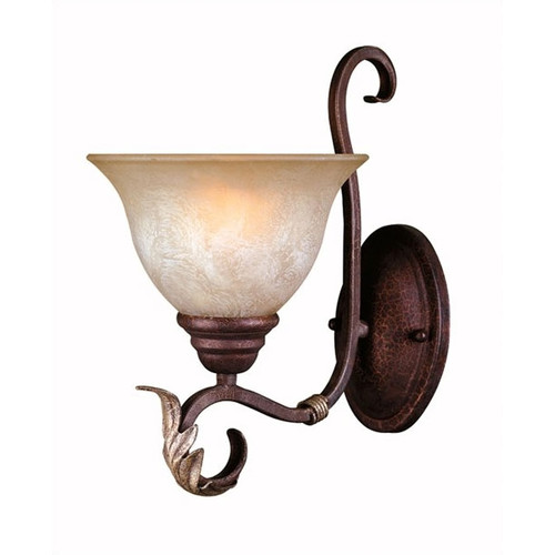 World Imports Olympus Tradition 1 Light Wall Sconce