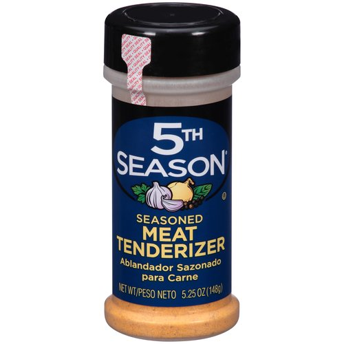 5th Season Seasoned Meat Tenderizer, 5.25 oz