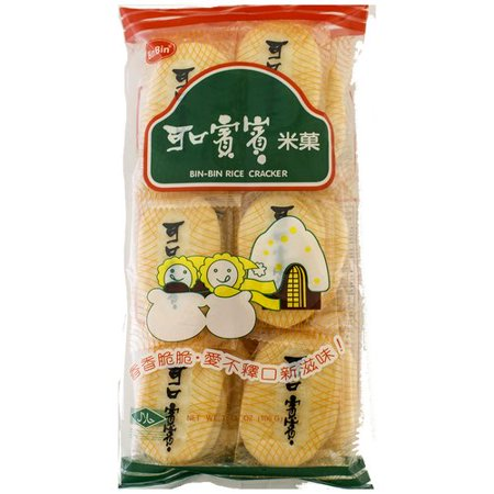 Oriental Rice Cracker (Bin Bin Rice Cracker )