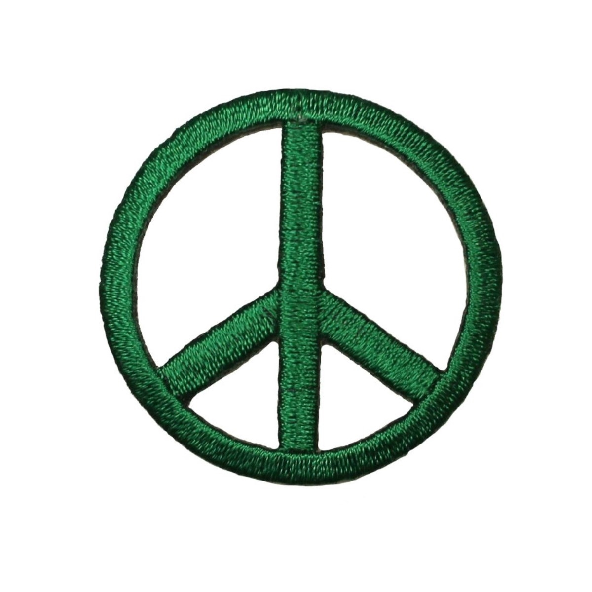 Camouflage Flame Peace Sign Self Adhesive Iron On Applique Patch By 2 Pieces