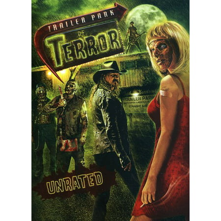 Trailer Park of Terror (DVD) - Terror En Halloween Trailer