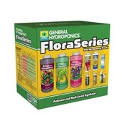 General Hydroponics FloraSeries Performance Pack Nutrient System - Case Of: 1