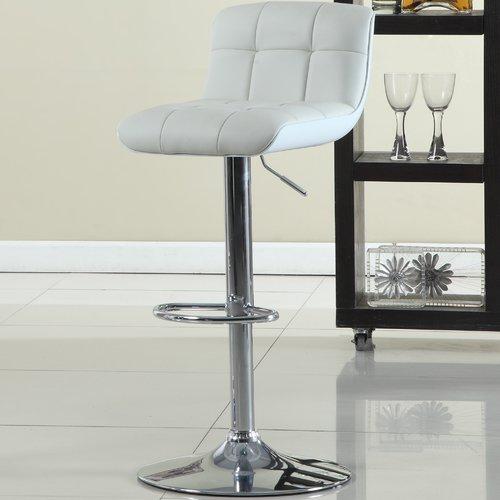 Hokku Designs Adjustable Height Swivel Bar Stool by Hokku Designs