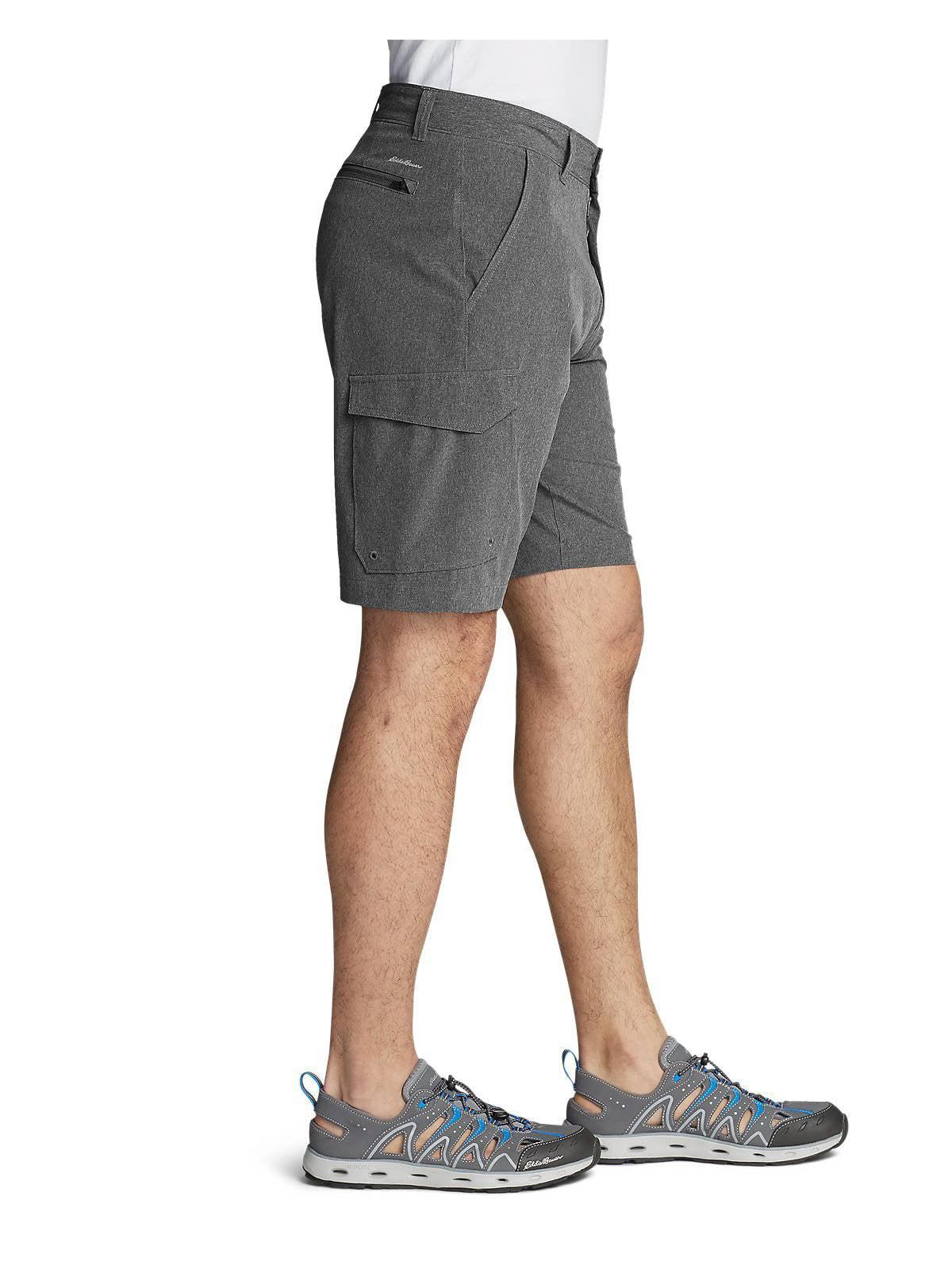 8fbda15d8e Eddie Bauer - Eddie Bauer Men's Amphib Cargo Shorts - Walmart.com
