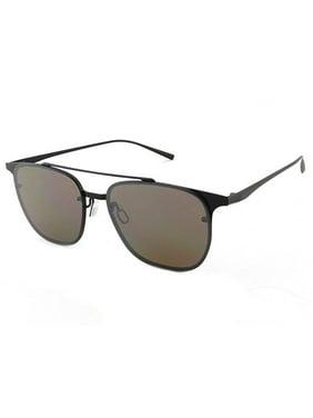 dde1b8e08e Product Image Peppers LP5731-1 Trance Polarized Oval Sunglasses with Matte  Black Lens