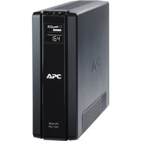 APC UPS Battery Back Up (BR1500G) - Back-UPS Pro 1500VA 10-outlet Uninterruptible Power Supply with Surge Protection