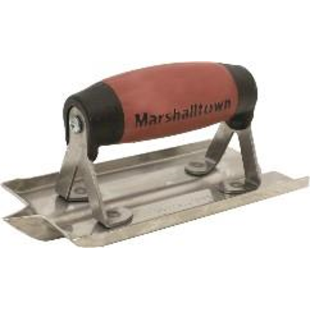 Marshalltown 180D Stainless Steel Concrete Hand Groover