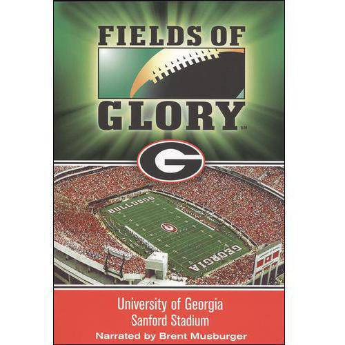 Fields Of Glory: University Of Georgia Sanford Stadium