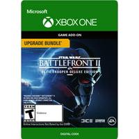 Star Wars Battlefront II: Elite Trooper Deluxe Edition Upgrade, Electronic Arts, Xbox One, [Digital Download]
