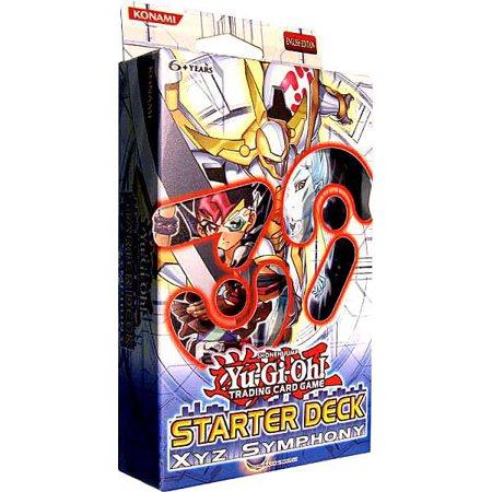 Yu-Gi-Oh Starter Deck: XYZ Symphony XYZ Symphony Starter