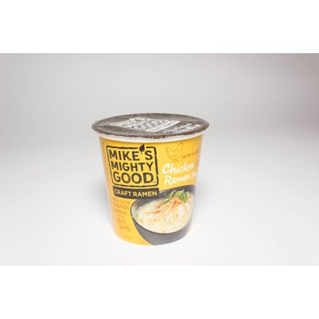 Mikes Mighty Good, Soup Ramen Chicken Cup, 1.6 Ounce