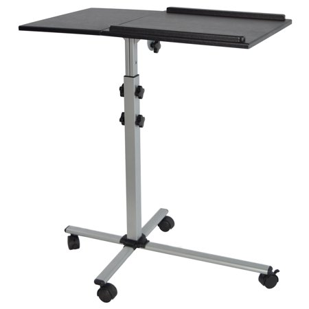 top Adjustable Trolley Presentation Cart Mobile Projection Stand (CART-V01L) (Electronic Trolley)